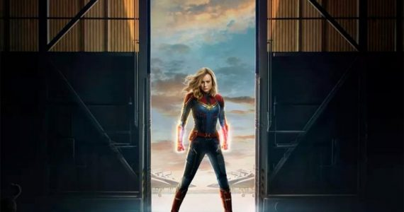 ¡Oficial! Marvel Studios ya desarrolla Captain Marvel 2