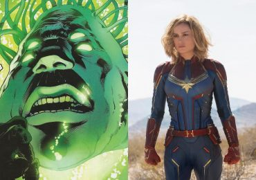 Arte conceptual de Captain Marvel revela diferente aspecto de Supreme Intelligence