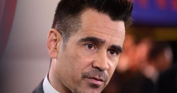 """""""El guión de The Batman es hermoso"""": Colin Farrell"""