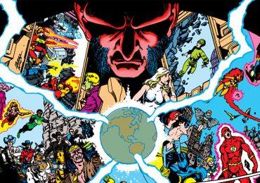 ¿Qué cambios le harían Marv Wolfman y George Pérez a Crisis en las Tierras Infinitas?