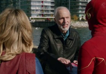 El cameo de Marv Wolfman en Crisis on Infinite Earths