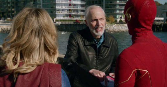 El cameo de Marv Wolfman en Crisis on Infinite Earths