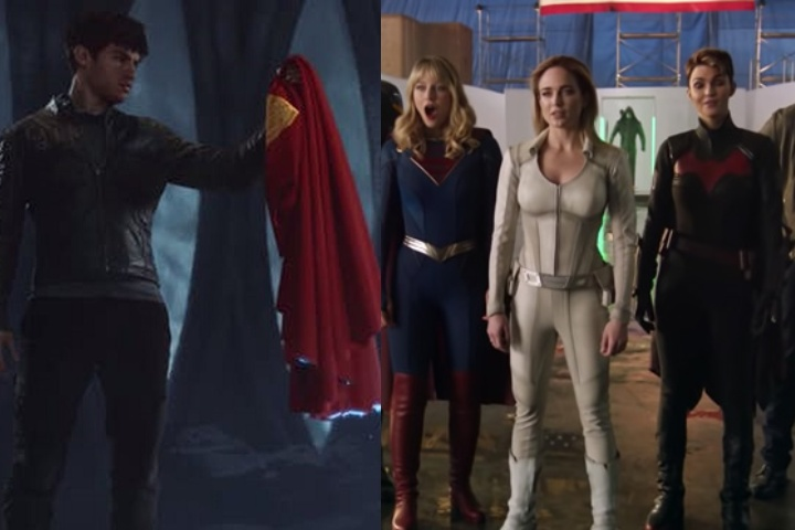 La serie Krypton pudo formar parte del crossover Crisis on Infinite Earths