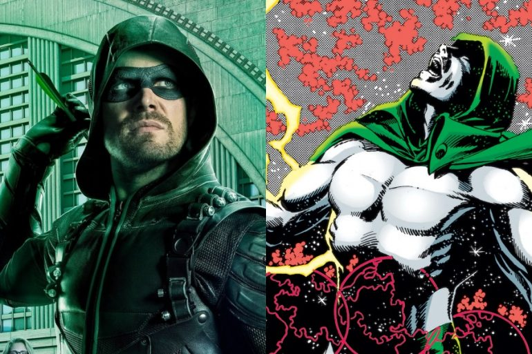 De Green Arrow a The Spectre: La evolución de Oliver Queen