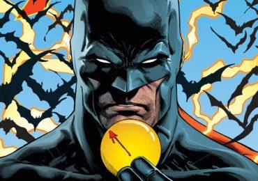 DC Deluxe Edition: Batman/Flash El Botón