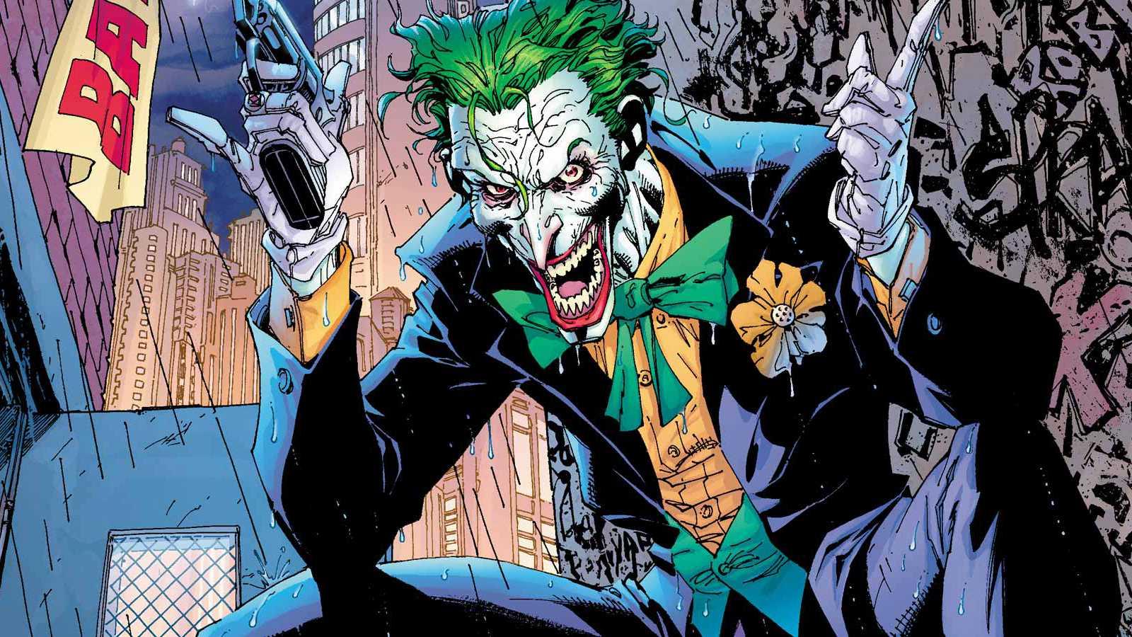 DC Comics enloquecerá para festejar los 80 años de The Joker