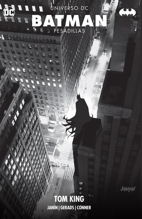 DC Universe Batman: Pesadillas