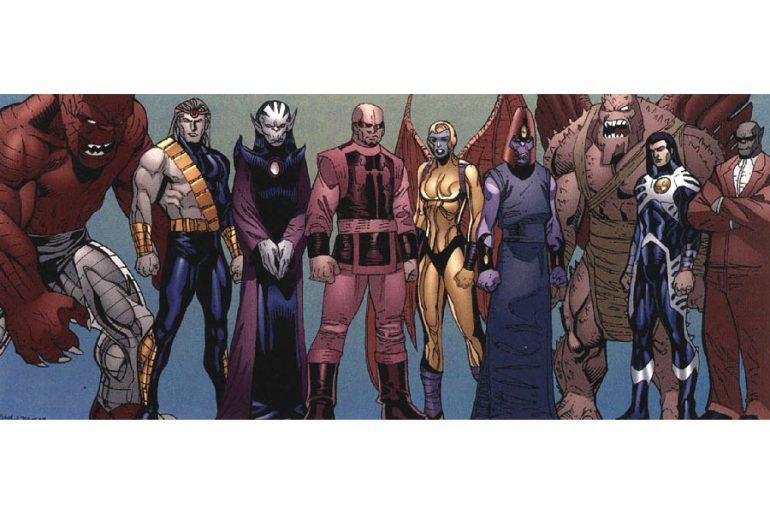 ¿Quiénes son los Deviants en Marvel, la nueva amenaza del MCU?