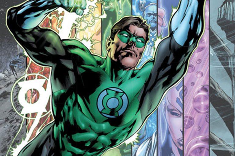 ¿La serie de Green Lantern se integra al Arrowverse?
