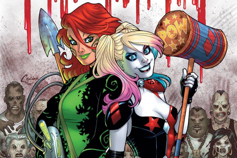 Margot Robbie quiere ver juntas en el cine a Harley Quinn y Poison Ivy