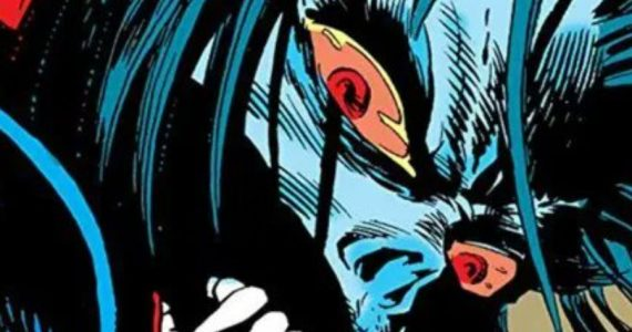 Internet enloquece con una posible imagen de Jared Leto como Morbius