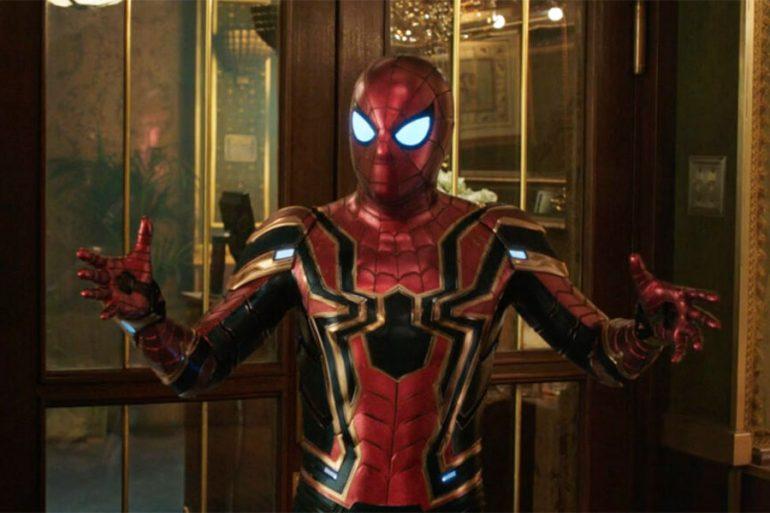 Así se habría visto la Iron Spider en Infinity War y Endgame