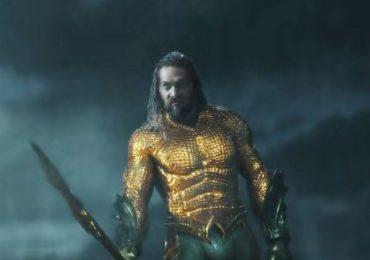 Jason Momoa ya entrena para Aquaman 2