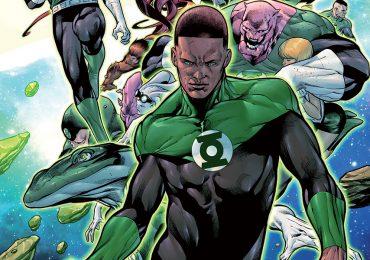 John Stewart: El Green Lantern que llegó al Arrowverse