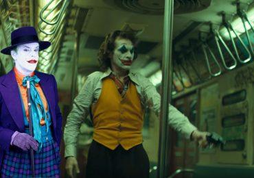 Joker tiene una conexión con Batman de Tim Burton