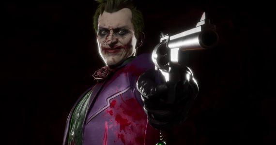 La locura del Joker invade Mortal Kombat 11