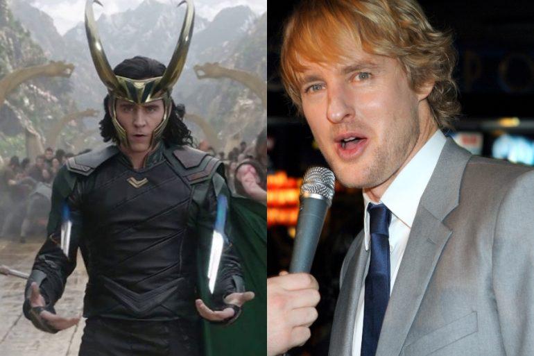Owen Wilson se une al reparto de Loki