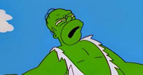 Marvel le da la bienvenida a los Simpson con un divertido video