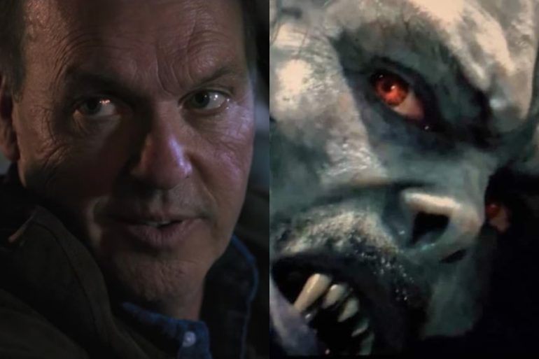 ¿The Vulture de Michael Keaton estará presente en la película de Morbius?