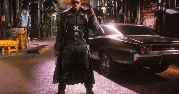 La primera aparición de Morbius estaba planeada para Blade