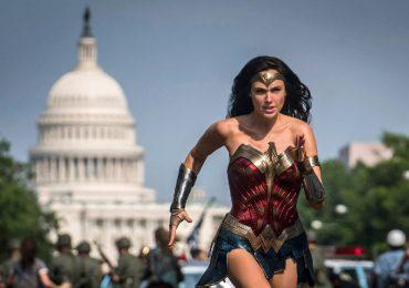 Wonder Woman 1984: nuevas imágenes con Diana en acción