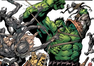 Top 5: Momentos más impactantes en el cómic Planet Hulk