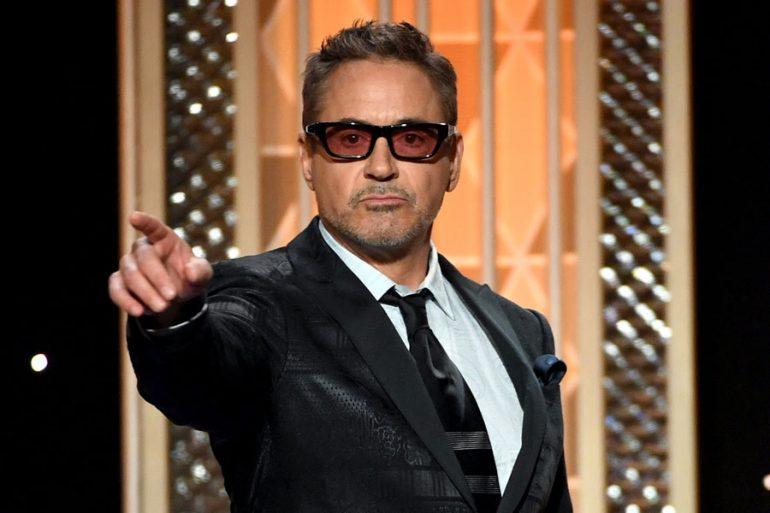 Robert Downey Jr. ya quiere ver a Robert Pattinson como Batman