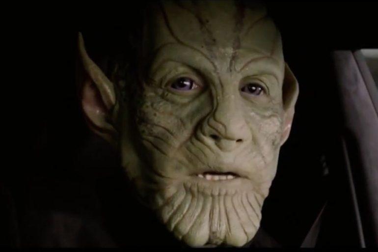 Así se iban a ver los Skrulls en el MCU