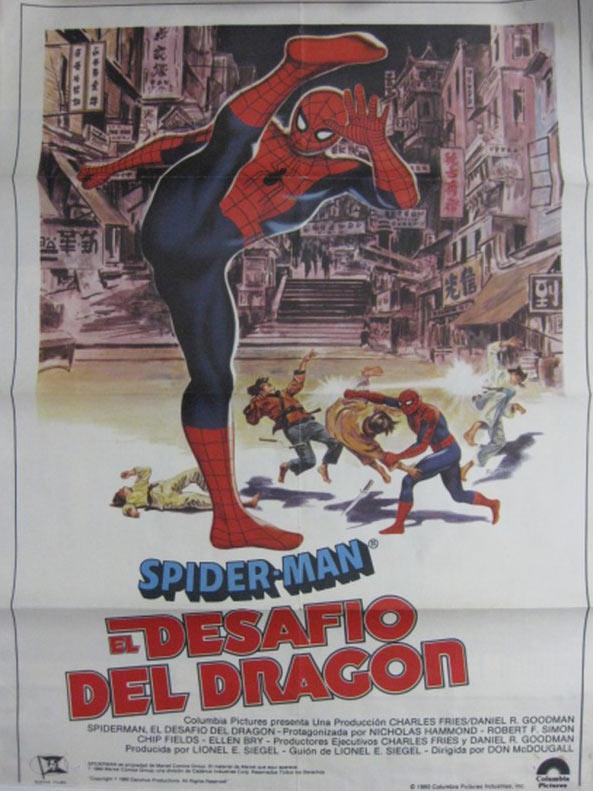 Spider-Man de 1977: el «primer» Spidey del cine