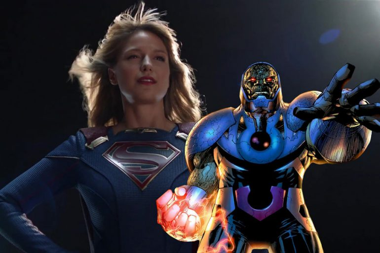 Supergirl hace referencia a New Gods