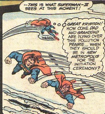 Superman 2020: La visión del Hombre del Mañana en 1980