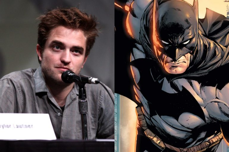 La razones de Robert Pattinson para interpretar a Batman