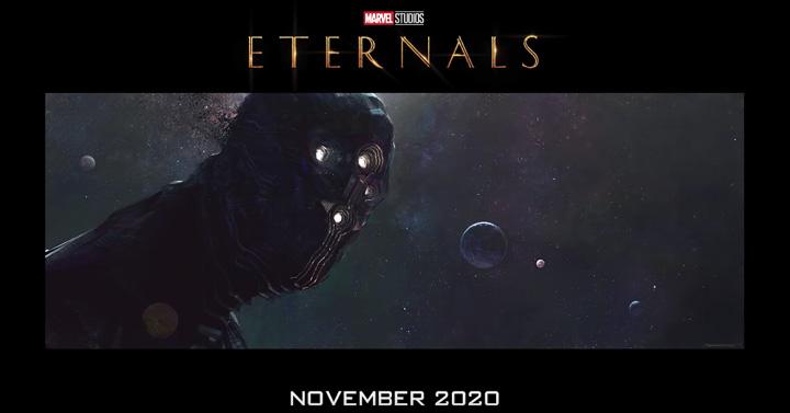 Marvel ofrece nuevo vistazo de los Celestials