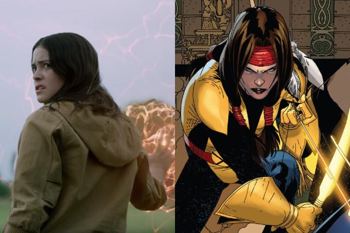 Descubre quién es quién en The New Mutants