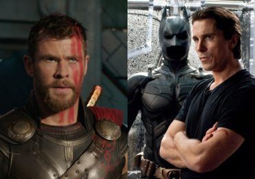 De Gotham a Asgard. Christian Bale podría unirse a Thor: Love and Thunder