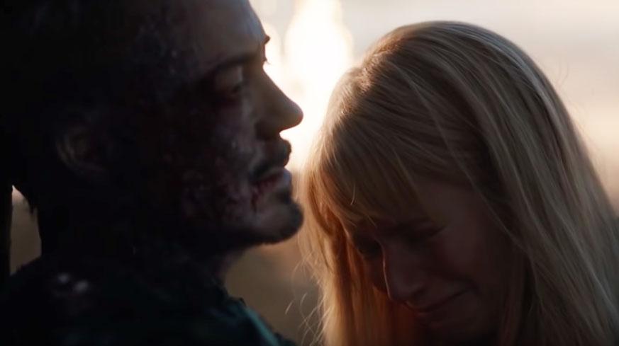 La escena donde muere de Tony Stark en Endgame pudo ser más gore