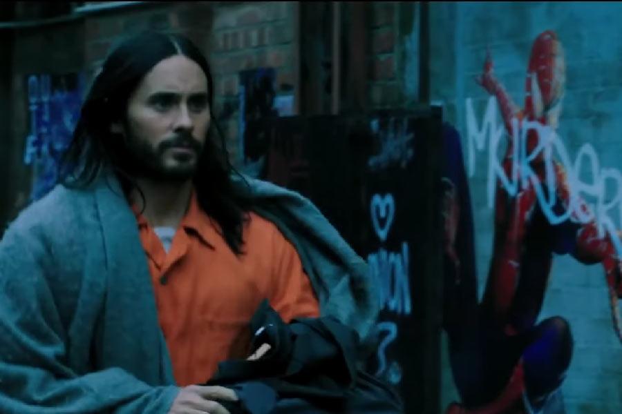 ¡Aterrorízate con el primer tráiler de Morbius!