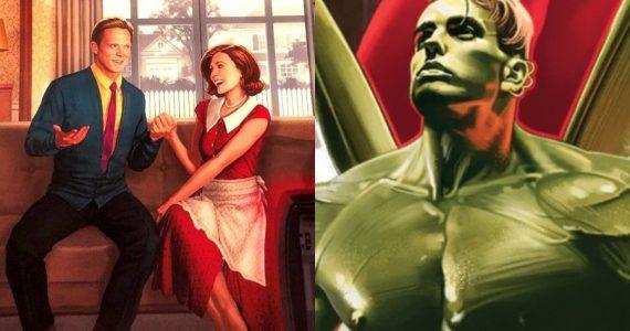 Wandavision presentaría a un integrante de los Young Avengers