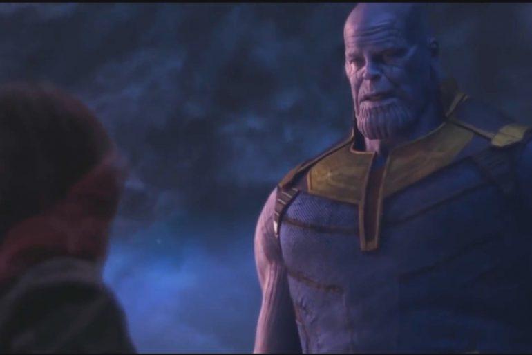 Thanos sacrificaba de otra manera a Gamora en Infinity War