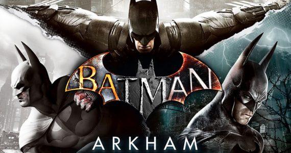 ¿Será este el nuevo logo del videojuego de Batman?