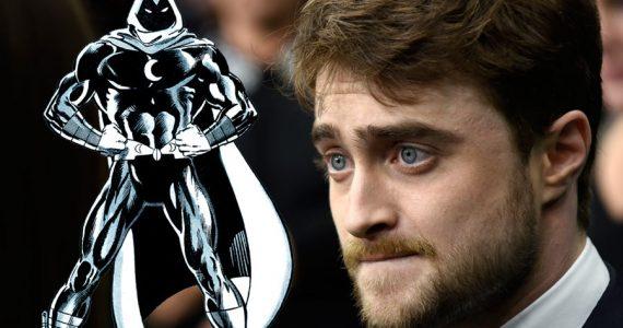 Daniel Radcliffe aclara su situación con la serie de Moon Knight