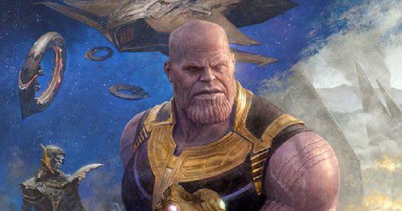 Revelan pósters exclusivos para actores y staff de Infinity War y Endgame