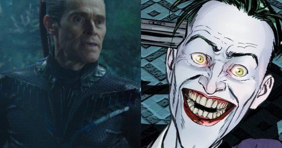 ¿Cómo se vería Williem Defoe como el nuevo Joker?