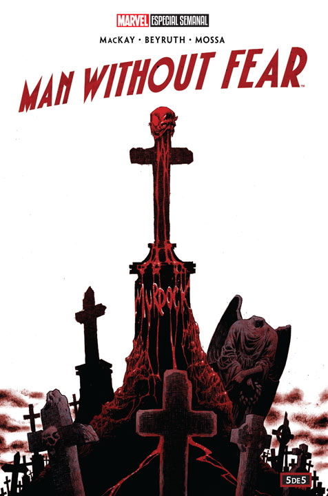 Marvel Semanal: Man Without Fear #5