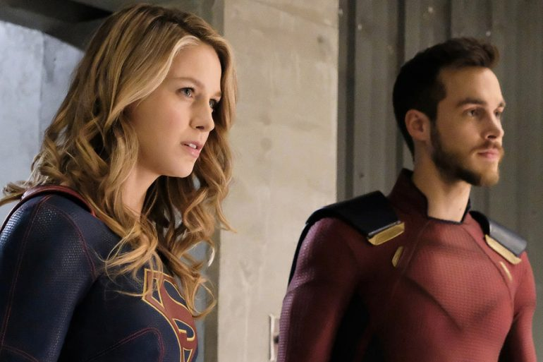 Regresa Mon-El a Supergirl