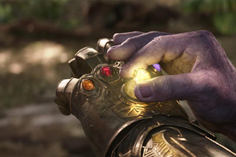 Así construyeron el Guantelete de Thanos para Avengers: Infinity War