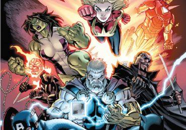 Marvel Básicos – Avengers: War of The Realms