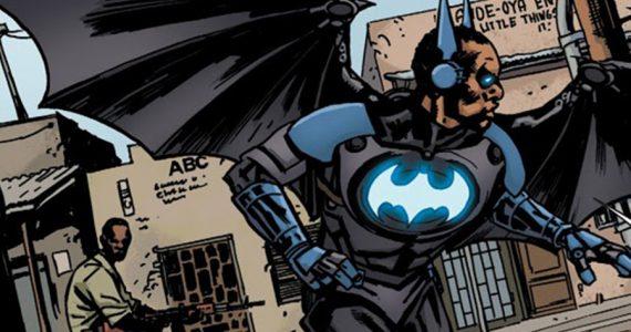 ¿Batwing se presentó en el Arrowverse?