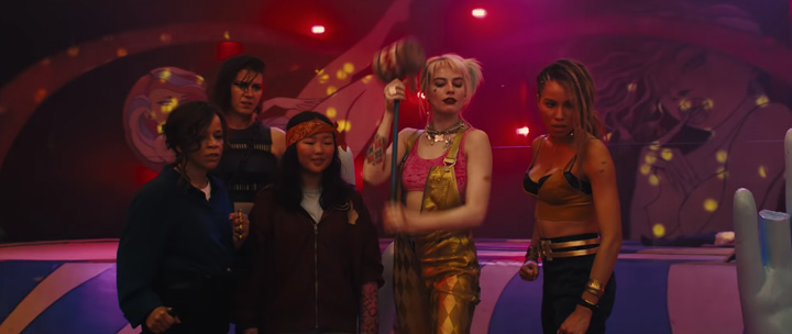 Te explicamos el final de Birds of Prey