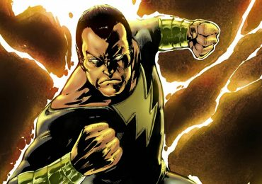The Rock intensifica su preparación para Black Adam